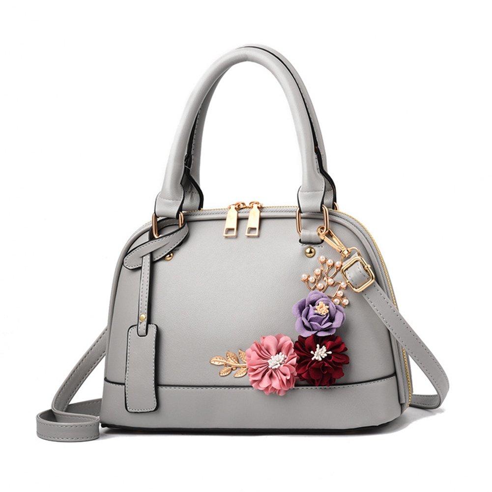 Women Handbag Flower Shoulder Bag Female Shell Clutch Ladies Tote Bag