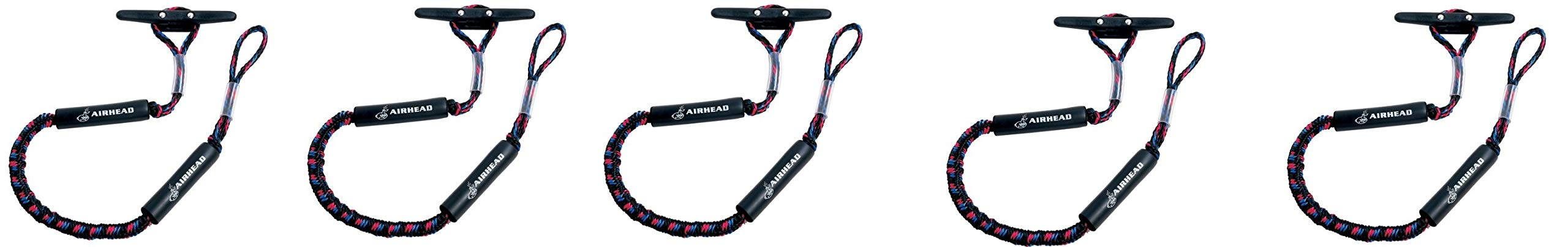 Airhead AHDL-4 Bungee Dockline 4 Feet (Pack of 5) by Airhead (Image #1)