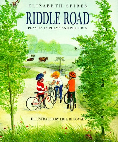 RIDDLE ROAD: Puzzles in Poems and Pictures (World Best Riddles And Answers)