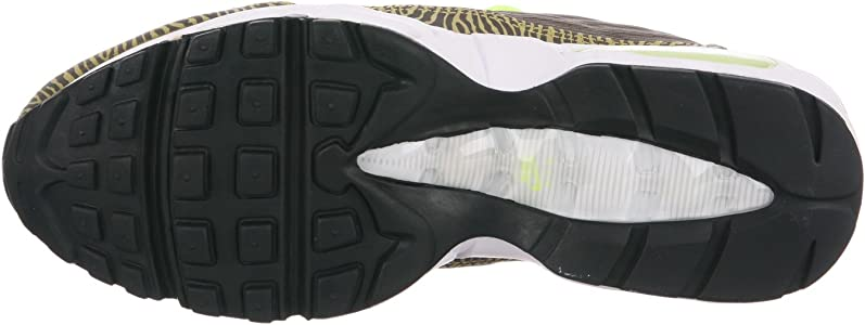 1548f4a22ea0 Air Max 95 PRM Tape Men s Sneakers In Newsprint Dusty Gry-Black-VLT (599425- 001)