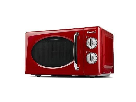 Girmi FM21 - Horno de microondas con diseño vintage, 20 ...