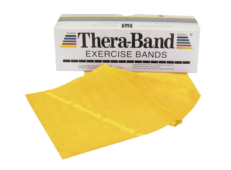 Banda de ejercicios Thera-Band 46 m beige extra fina
