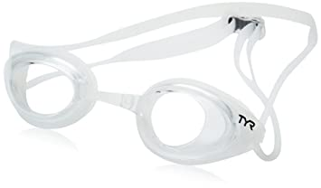 501236819b3 TYR Sport LGBHF 101 Goggles Blackhawk Racing Femme Clear  Amazon.ca ...