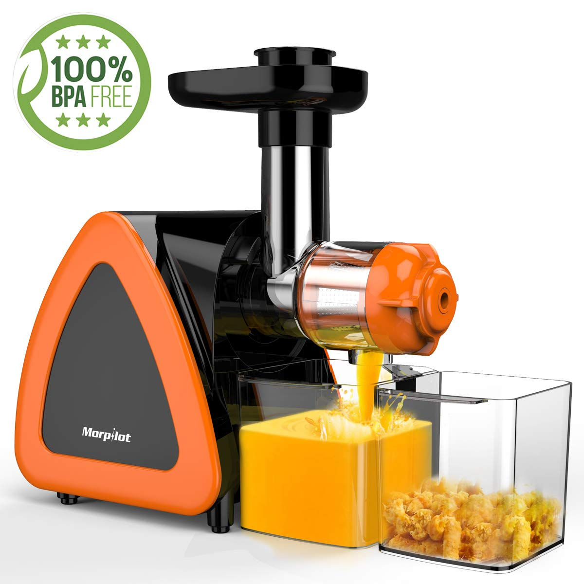 Morpilot juicer/cold press