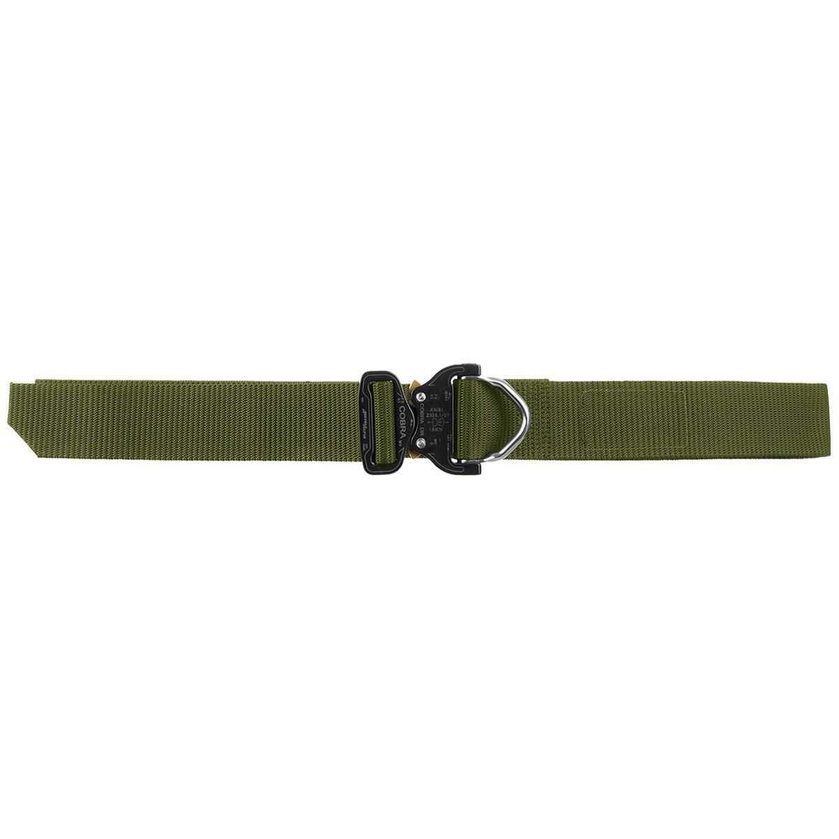 140cm Tactical Belt Olive Green size XL Helikon-Tex Mens Cobra D-Ring FX45