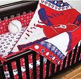 Philadelphia Phillies Micro Fiber Crib Set