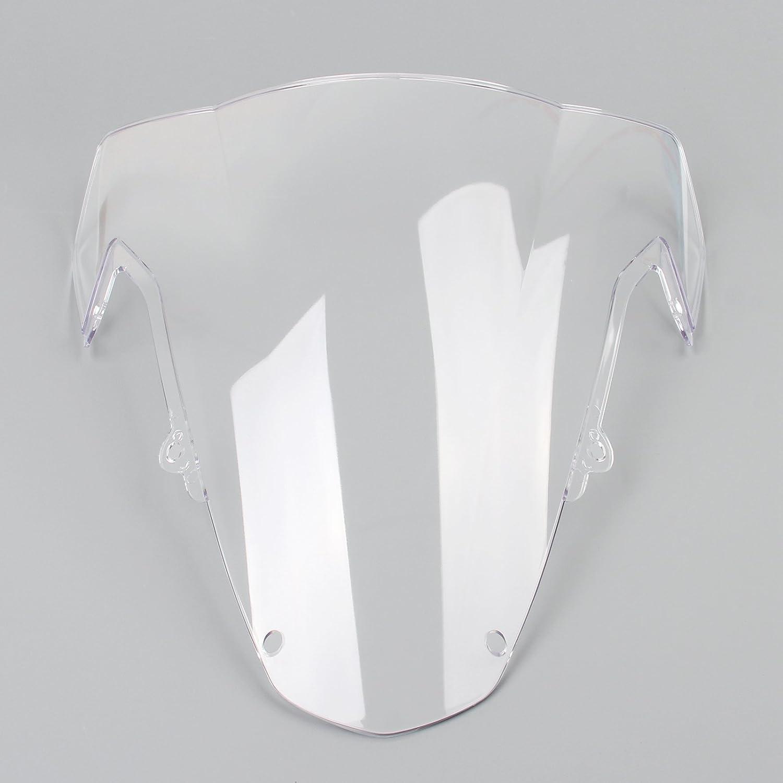 Areyourshop Pare-brise double bulle pour GSXR 1000 2003-2004 K3
