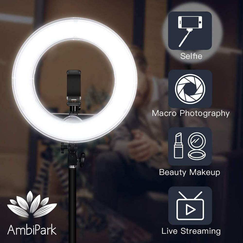 """Durable Light Stand