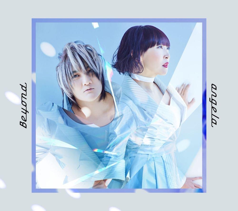 Beyond【初回限定生産盤】 CD+Blu-ray, angela