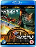 London Has Fallen & Olympus Has Fallen [Blu-ray] [2016]