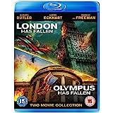 London Has Fallen & Olympus Has Fallen [Blu-ray] [2016]