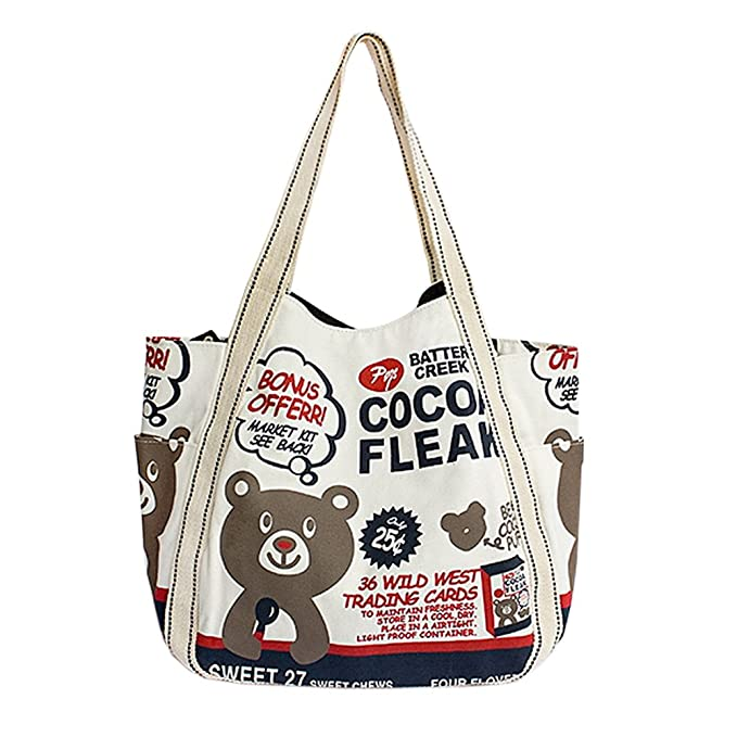 Amazon.com: [Cacao fleak] Canvas – Bolso bandolera: Sports ...