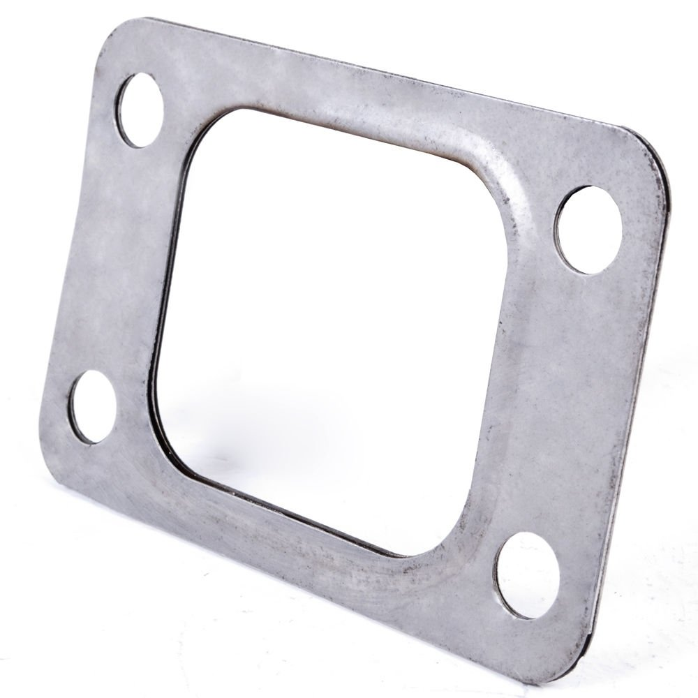 Universal Stainless Steel T3 Upgraded Performance 4 Bolt Exhaust Gasket UK-Performance-Parts