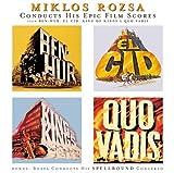 Milkos Rozsa Conducts His Epic Film Scores