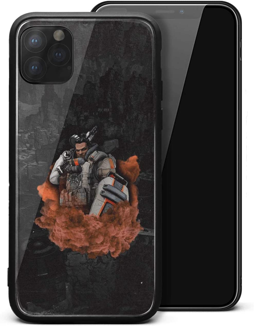 Amazon Com Iphone11 Pro Covers Apex Legends Gibraltar Wallpaper Iphone 11 Pro Case Unique Protective Cell Phone Cases Skin