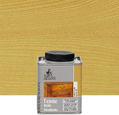 Tinte madera Lakeone para la restauración de muebles - 225 ml - (Roble Claro)