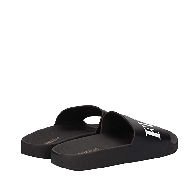 4f56d581d280 THE WHITE BRAND Fuck Off Sandals Men 46  Amazon.co.uk  Shoes   Bags