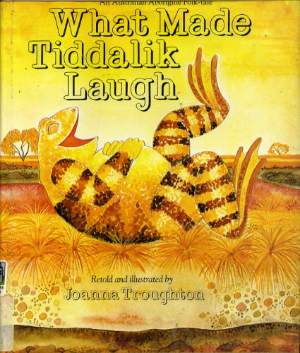 Download What Made Tiddalik Laugh (Folktales of the World) ebook