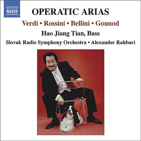 Amazon.com: Operatic Arias: Music