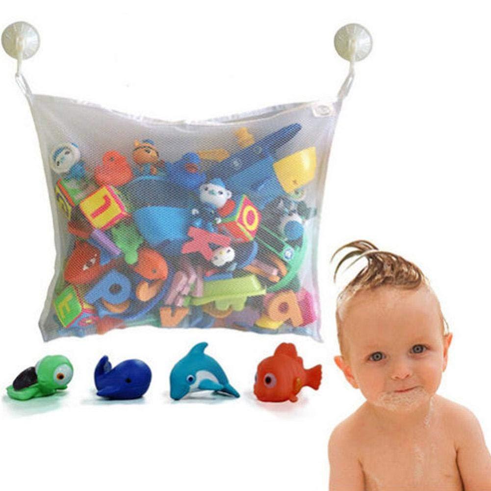 Speichernetz Spielzeug Aufbewahrung Netz Kinderzimmer F/ür Badewanne Kinderzimmer Kuscheltiere Aufbewahrung Spielzeug H/ängematte Spielzeug H/ängematte