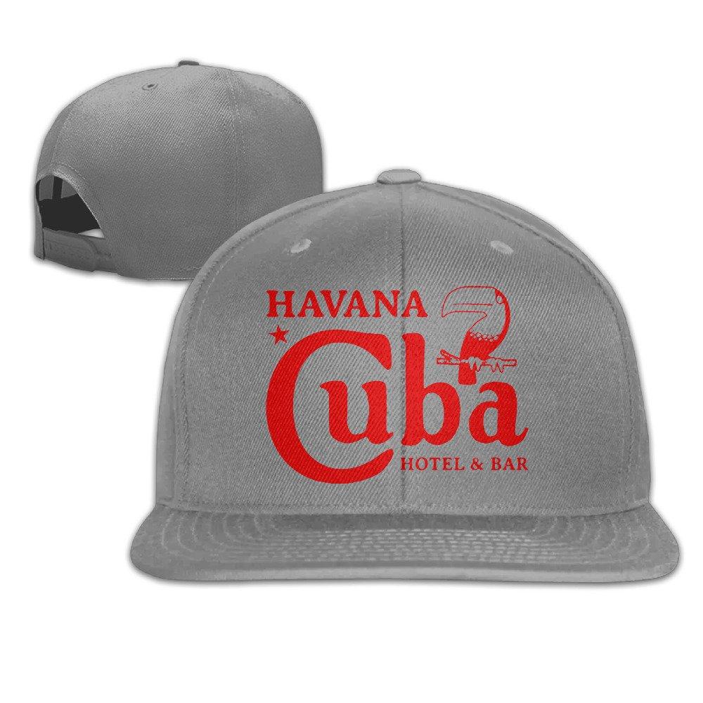 Cuba Havana Bar Che Guevara hombre estilo Plain ajustable Gorra ...
