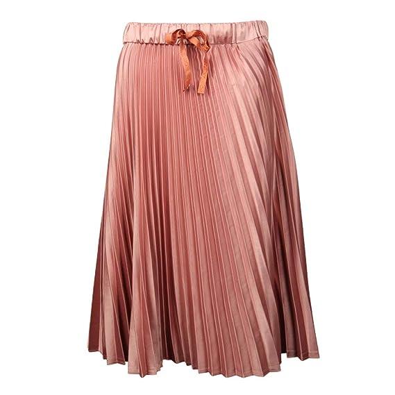 b46e8da14 Maison Scotch - Silky Pleated Skirt, Blossom: Amazon.co.uk: Clothing