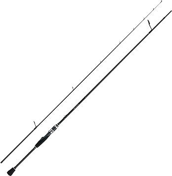 Shimano Diaflash BX Spinning ML - Caña de pescar (2,44 m, 3-15 g ...