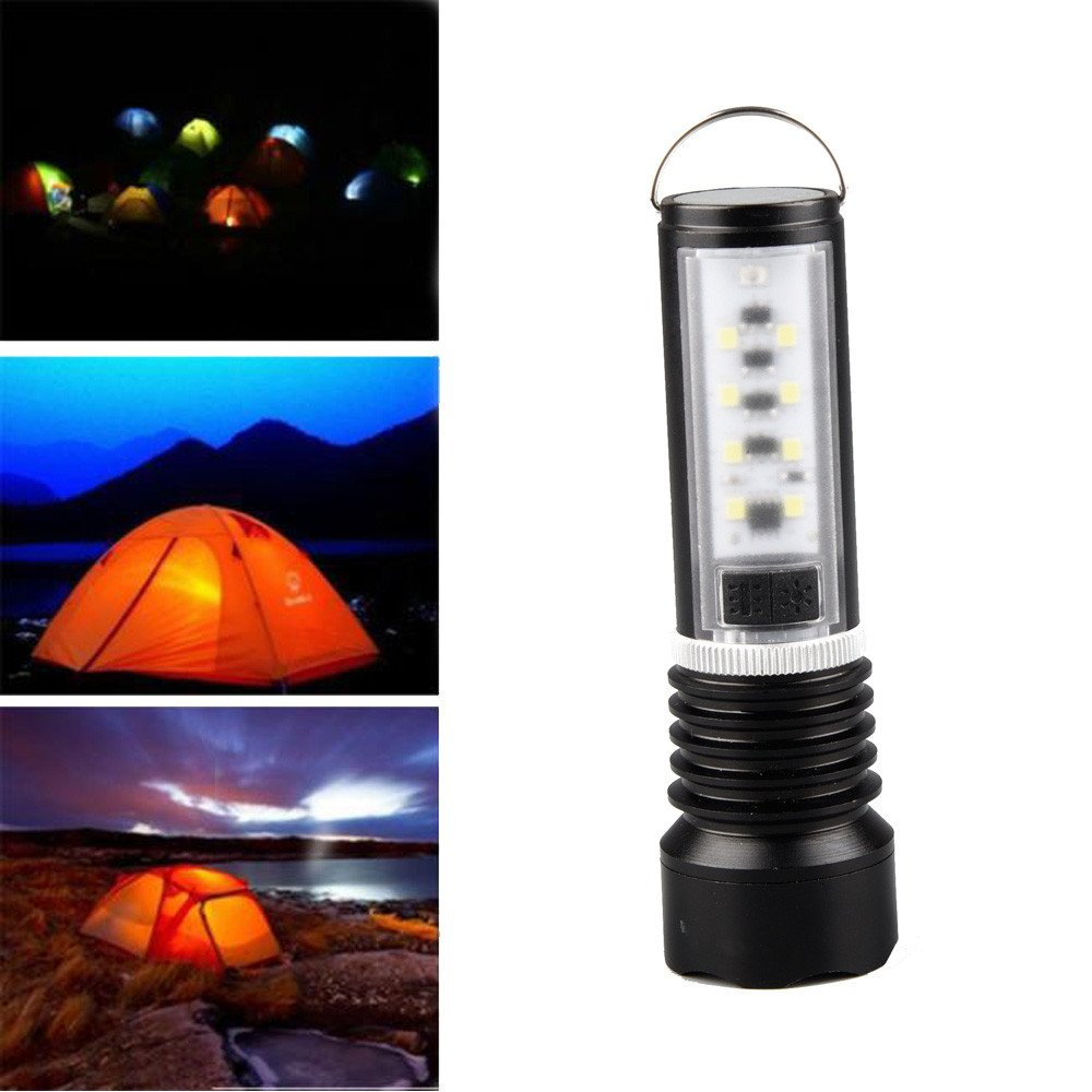 """More_buy FS59-LED Portable Lantern Outdoor Camping Hiking Lamp Light Portable Outdoor, Water Resistant Torch"""