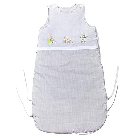 Saco de Dormir 2.5 Tog Sin Mangas - Bebé Sacos para dormir 0-12 Meses