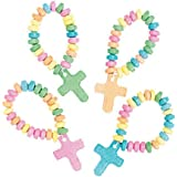 Stretchable Candy Cross Bracelets - Easter & Easter Candy & Chocolate
