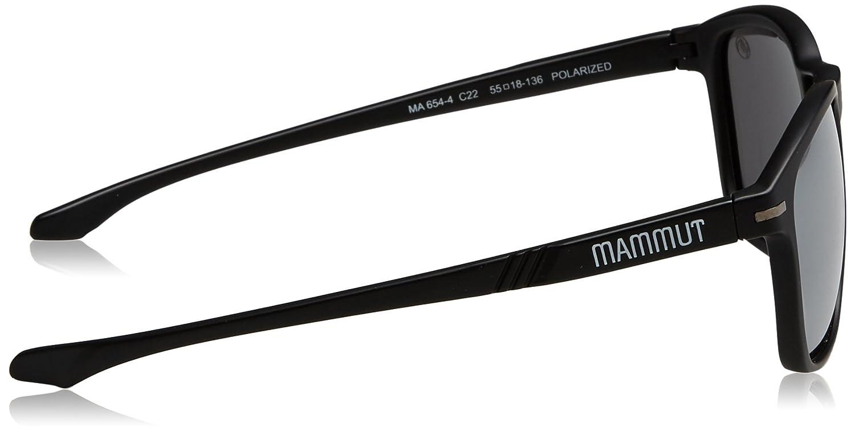 Mammut Narai, Gafas de Sol Unisex, Negro, 55: Amazon.es: Ropa y accesorios