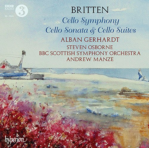 Britten: Cello Symphony, Cello Sonata, Cello Suites Nos.1-3 ()
