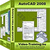 AutoCAD 2008 Video-Schulung. Windows Vista, XP, 2000, ME, 98 [import allemand]