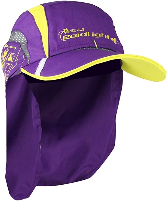 Gorra Sahariana - Raidlight - One size, Purple: Amazon.es ...