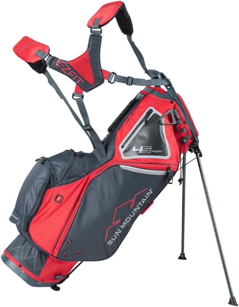 Sun Mountain 2019 4.5 Ls 14-Way Golf Stand Bag
