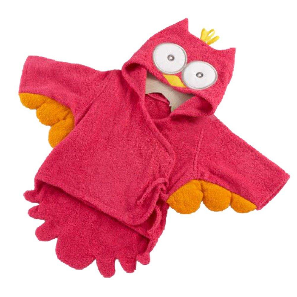 Asciugamani con Cappuccio Grils per Neonati Minuya Accappatoio in Cotone Morbido per Animali