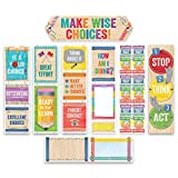 color behavior chart - Creative Teaching Press Upcycle Style Behavior Clip Chart Mini Bulletin Board (1757)