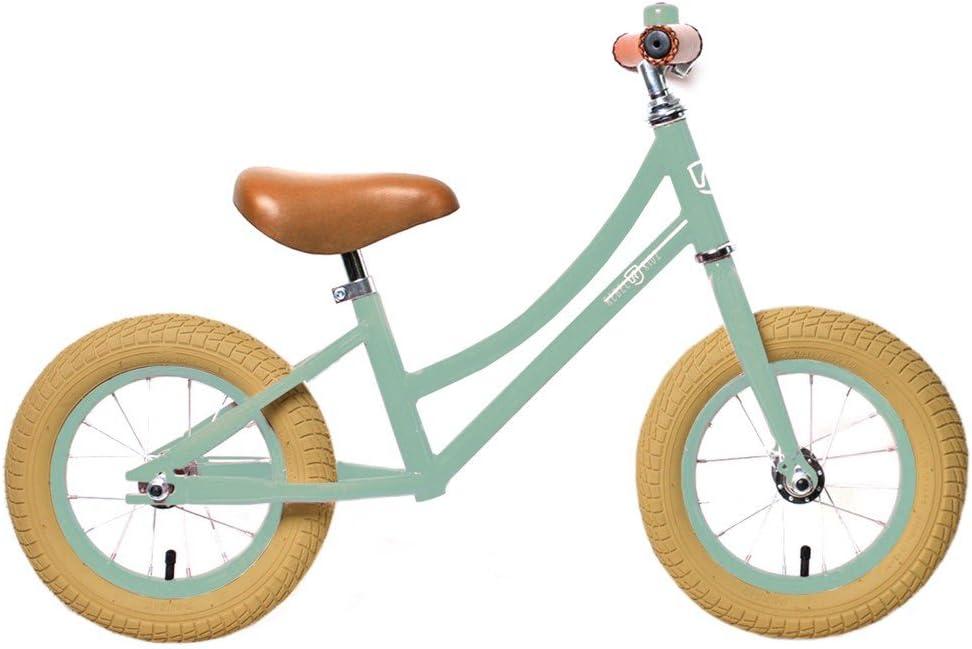 Rebel Kidz Air Classic Bicicleta Aprendizaje, Unisex, 12.5