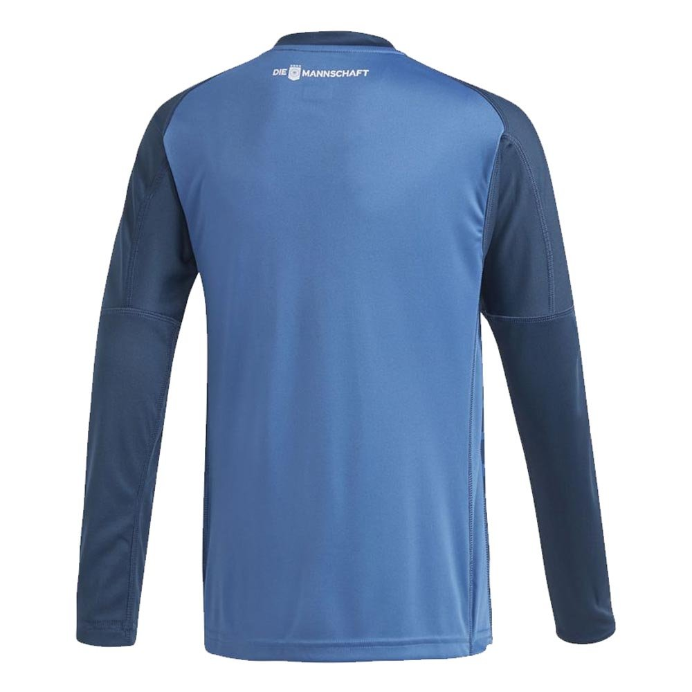 a2080c1b7bb ... shop amazon 2018 19 germany home goalkeeper football soccer t shirt  jersey manuel neuer 1 kids