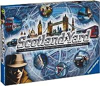 Ravensburger 26601 - Familienspiel Scotland Yard