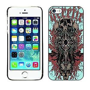 Dragon Case - FOR iPhone 5 / 5S - This is a miracle - Caja protectora de pl??stico duro de la cubierta Dise?¡Ào Slim Fit