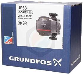 Grundfos circulator ALPHA1 25 60 98460755
