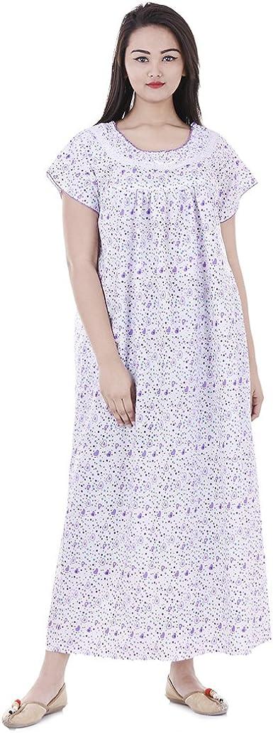 812 Nightgown Women Pajamas Nightgown Sleepwear Nightshirt
