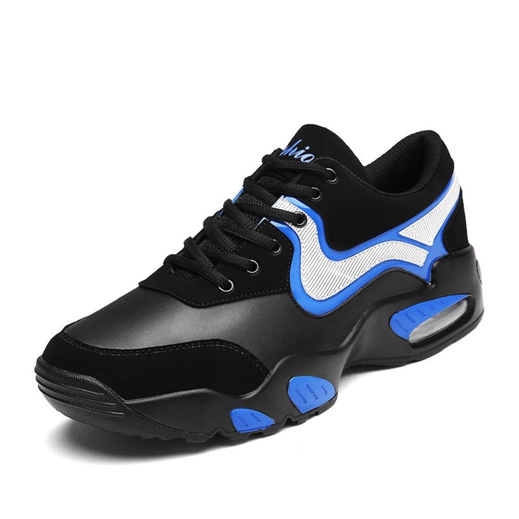 LFEU - botas de caño bajo Hombre 44 EU|color negro y azul