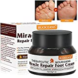 Antifungal Cream, Anti Fungal Foot Cream, Athletes Foot Remedies, Natural Formula for Athletes Foot, Ringworm, Jock Itch and Fungal Infections, Effectively Soothes Itchy, Scaly or Cracked Skin