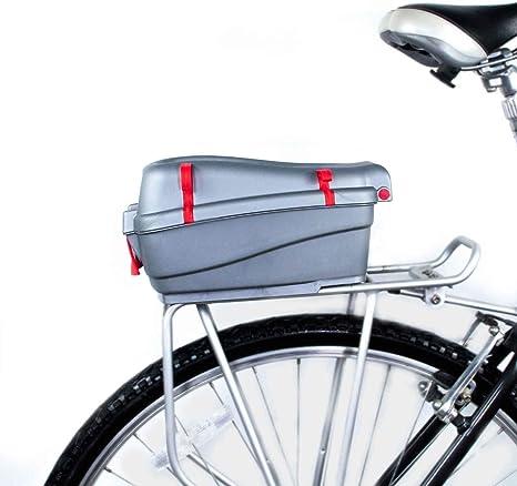 EMK - Caja para bicicleta (tamaño pequeño): Amazon.es: Deportes y ...