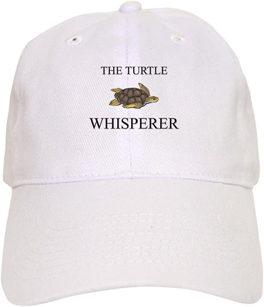 CafePress The Turtle Whisperer Cap Baseball Cap