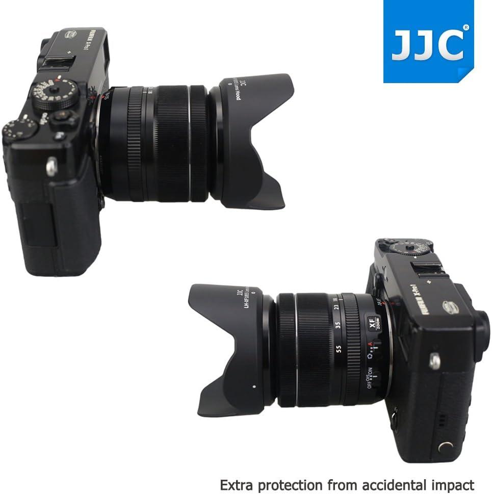 Bayonet Reversible Lens Hood Shade for Fujifilm Fujinon XF 14mm F2.8 /& 18-55mm F2.8-4 Lens Replace Fuji 14//18-55 on Camera XT30 XT20 XT10 XT4 XT3 XT2 XT1 XPro3 XPro2 XPro1 XE3 XE2S XT200 XT100 XA7 XA5