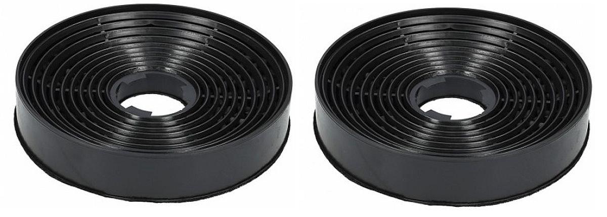 Kohlefilter für Dunstabzugshauben 2 Aktivkohlefilter für Bosch DHZ5316 1 Paar