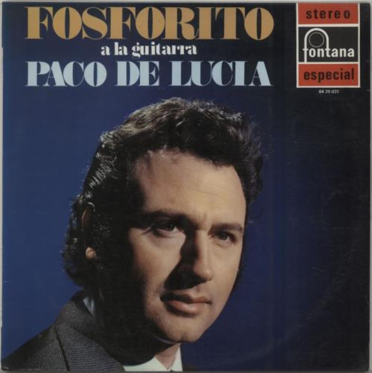 Fosforito A La Guitarra Paco de Lucia: Fosforito: Amazon.es: Música